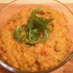 Reteta vegana de linte cu curry
