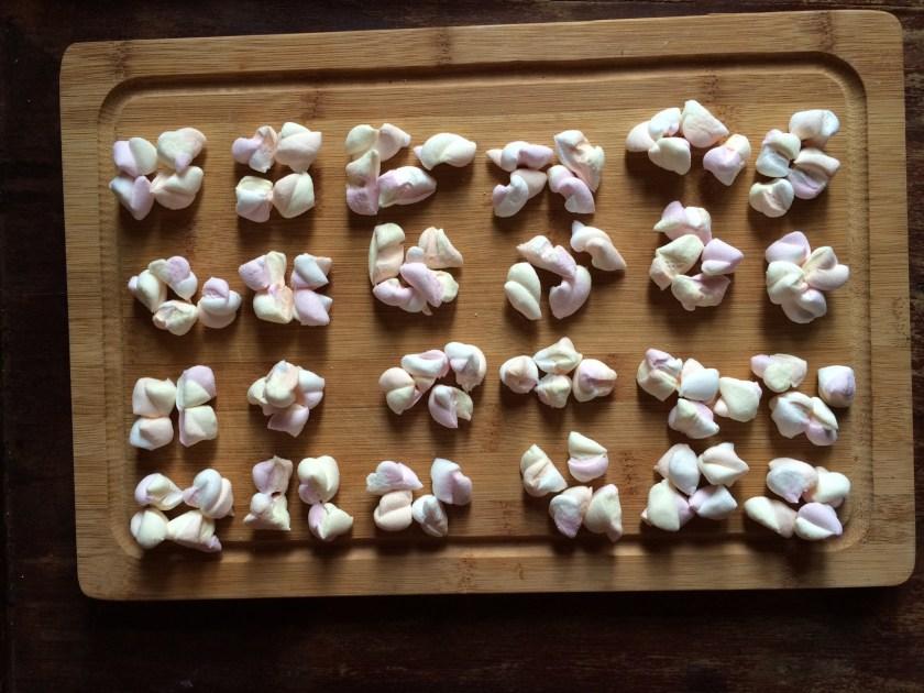 Maaarshmallows, so many marshmallows! :)