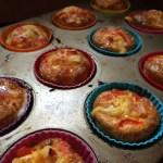 Reteta muffins de oua