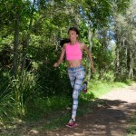 Turia Pitt face un Ironman, la 5 ani dupa ce a suferit arsuri pe 65% din suprafata corpului