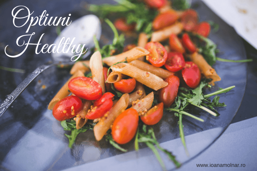 Optiuni healthy