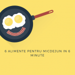 6 alimente pentru un mic dejun in 6 minute