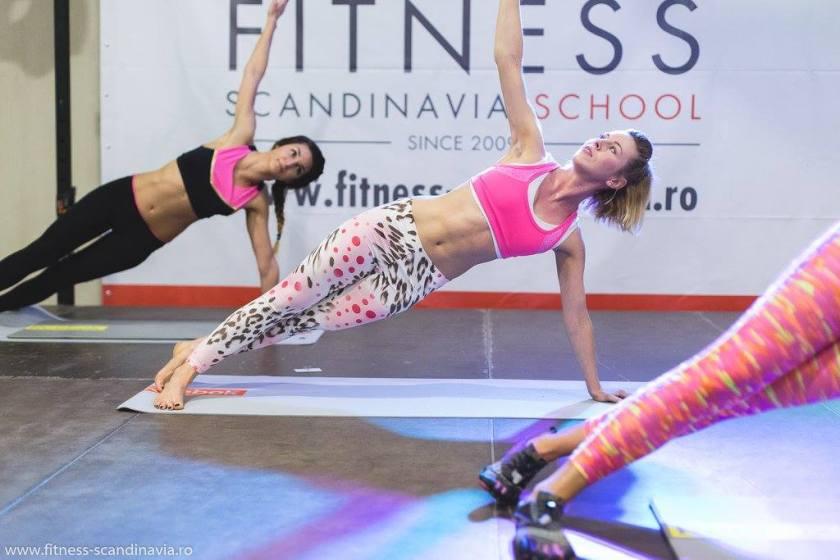 (c) Fitness Scandinavia Asa ma vizualizez dupa workshopuri :)