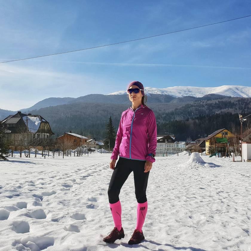 Pantofi de Alergare ON Running in zapada