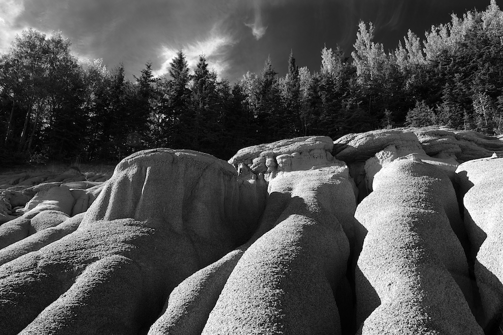 Hoodoos… Somewhere Near Edmonton?