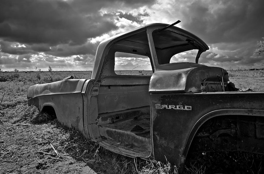 Abandoned Fargo Truck