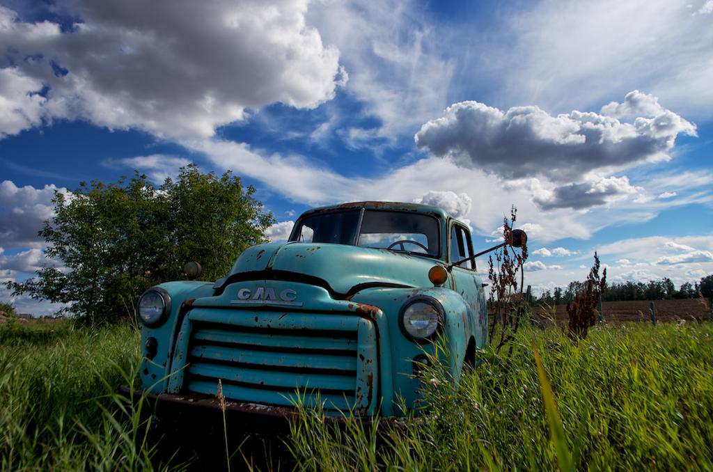 Vintage-GMC-Pickup-Truck