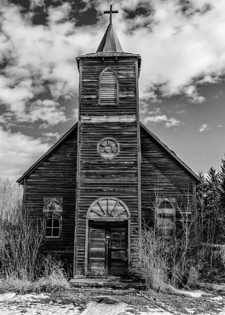 Alberta Historic Church