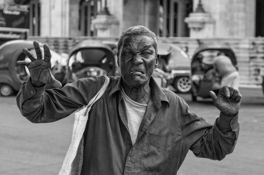 A Big Batch of Cuba Street Photography
