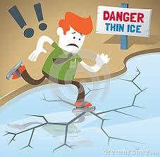 The ICE… is gonna BREAK!