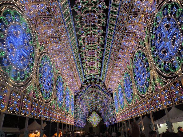 Il Festival delle Luminarie di Scorrano