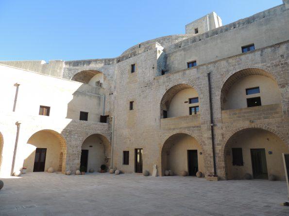 Castello aragonese, Otranto