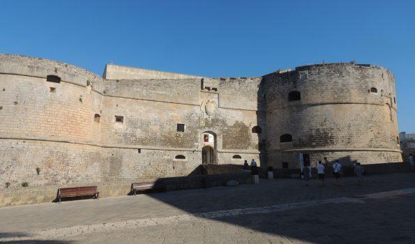Il Castello Aragonese di Otranto