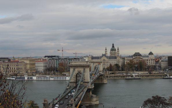 Budapest e il Ponte delle Catene