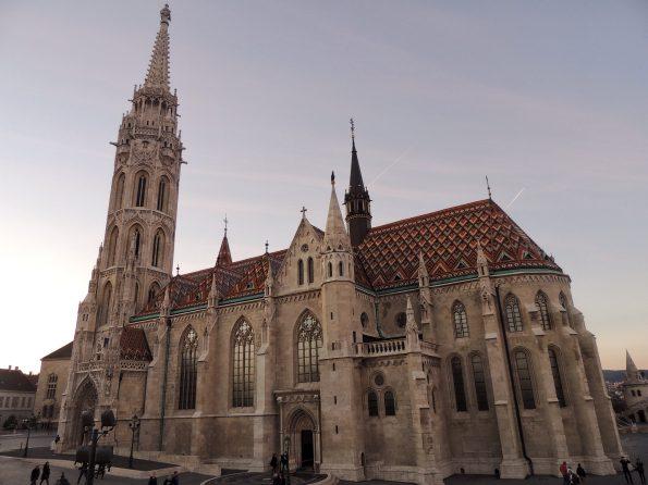 Chiesa di Mattia Corvino