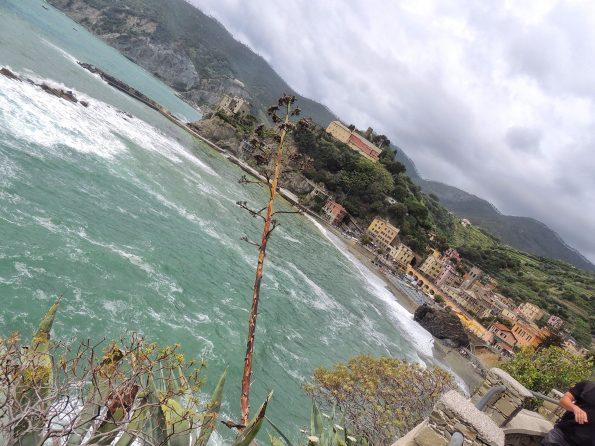 Monterosso dal sentiero 952