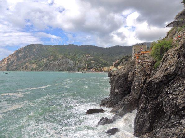 La vista su Monterosso