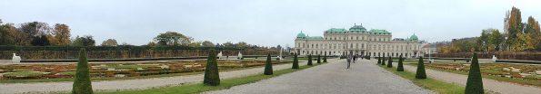 Panoramica del Belvedere