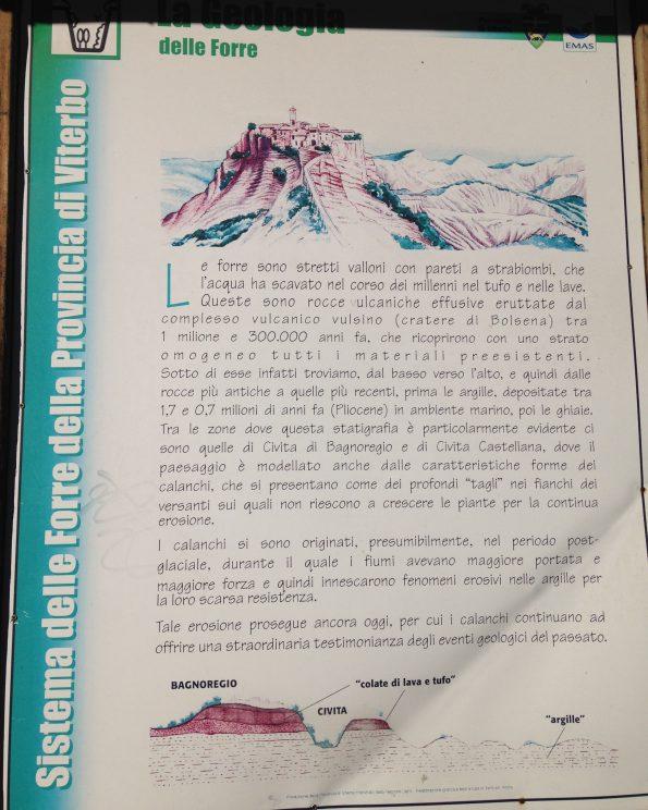 Informazioni geologiche