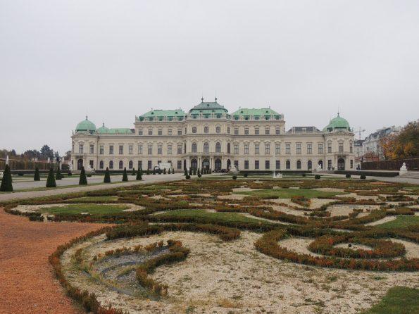 Il Belvedere, la residenza estiva del Principe Eugenio