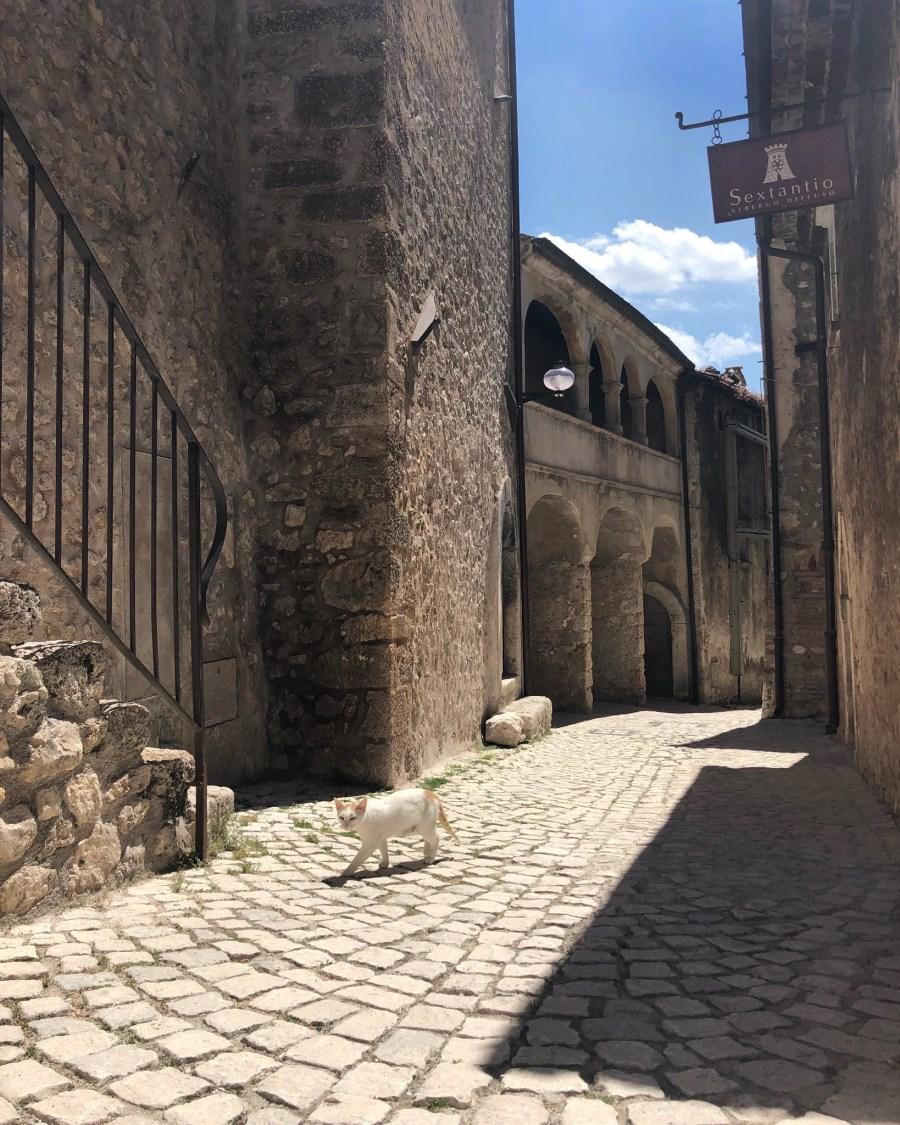 Santo Stefano diSessanio