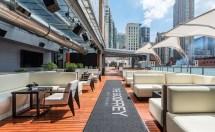 Godfrey Indoor Outdoor Chicago Rooftop Lounge