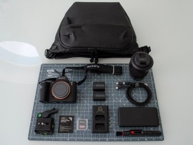 What's in my camera bag: Sony Alpha 7M2 every day carry setup