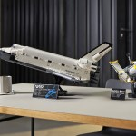Build the NASA Space Shuttle Discovery with this new LEGO set for adults