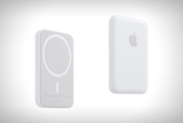 MagSafe Battery Pack is Apple's magnetic power bank with reverse charging