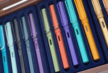 Everything you need to know about the Lamy Safari fountain pens