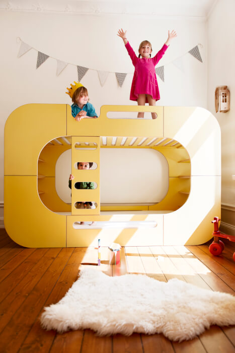 IO Bunk Pod  IO Kids Design