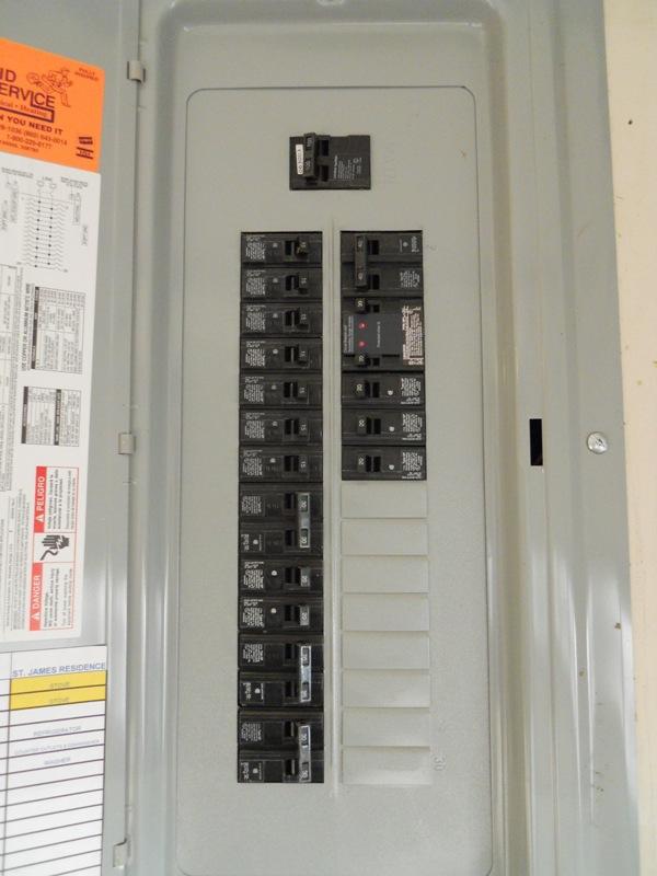 House Circuit Breaker Panel Circuit Breaker Breaker Electrical Panel