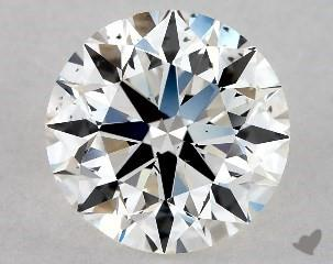 all diamonds magnified in