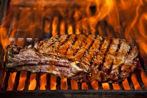 Grilling a Steak Featured Image