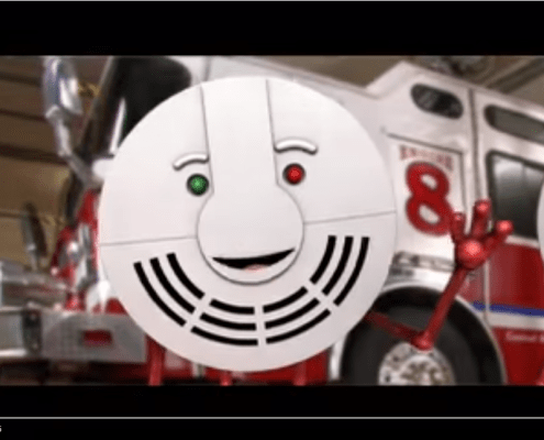 Smoke Alarms, a Sound You Can Live With!