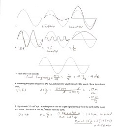 Physics Wave Worksheet Answers - Promotiontablecovers [ 2338 x 1700 Pixel ]