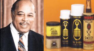 pro-line hair products black