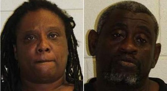 2 arrested in florida stealing