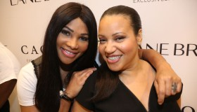 Lane Bryant 'I Am No Angel' Launch Event With Salt N Pepa