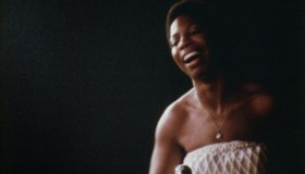 "Nina Simone in the Netflix original documentary ""What Happened, Miss Simone?"""