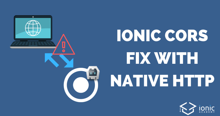 ionic-cors-native-http