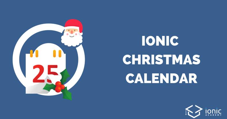 ionic-4-christmas-calendar