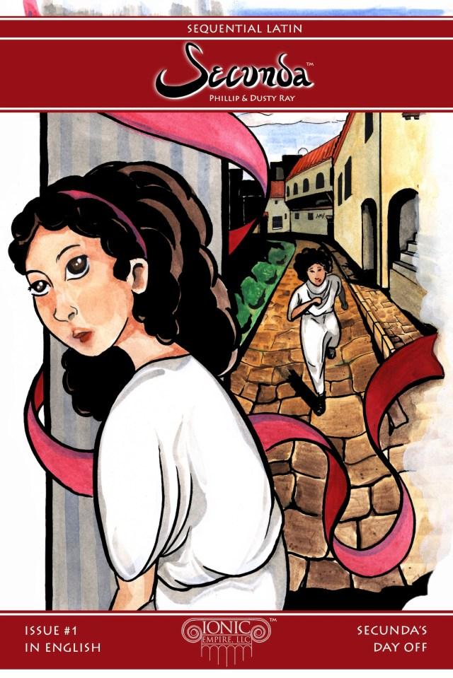 Secunda #1 (English - Kindle) Image