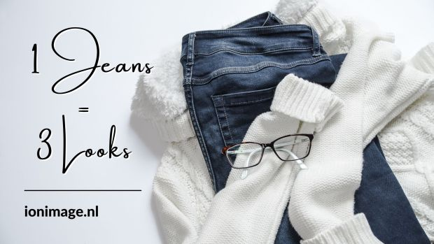 Style Files: Get 3 different looks with just one pair of jeans