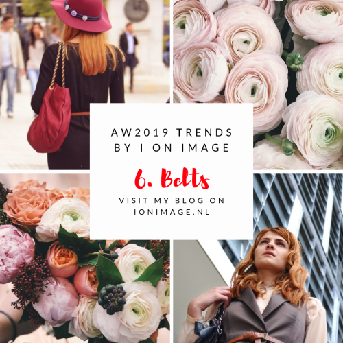 AW19-20 Fashion Trends: Belts