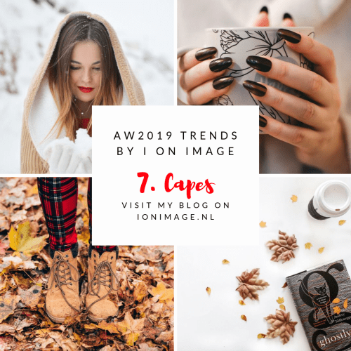 AW19-20 Fashion Trends: Capes