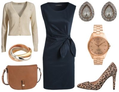 Back to work style created by personal stylist Jenni at I on Image