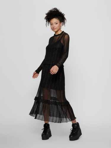 Pieces-Ruffled-Mesh-Dress-5714500004066