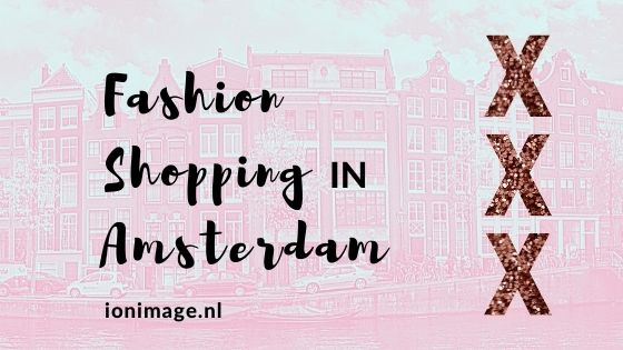 Experience the best fashion shopping in Amsterdam with personal shopper and stylist Jenni of I on Image