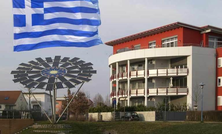 Grieche in Viernheim